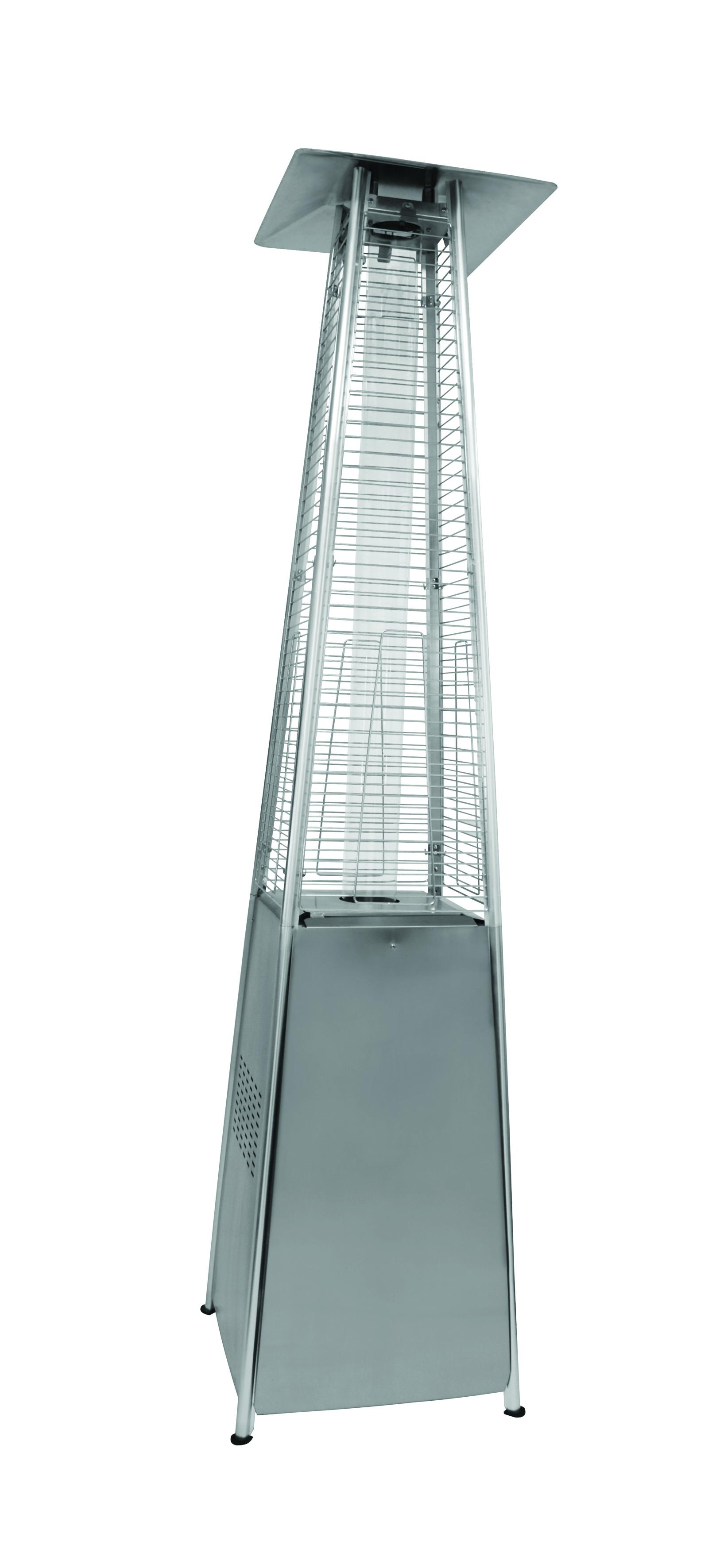 gallery designer tube alva heaters images patio heater glass