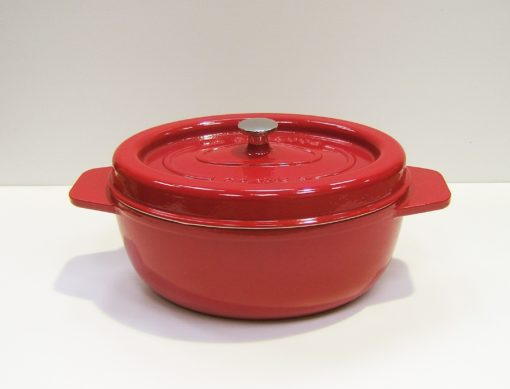 GODIN 26cm Cast Iron Oval Pot