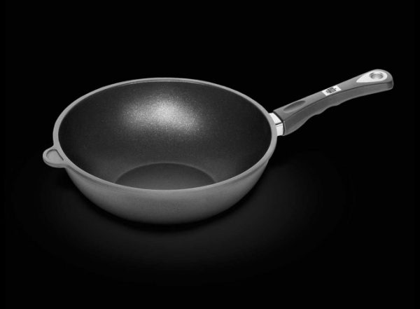 AMT Wok Pan 28cm with Handle