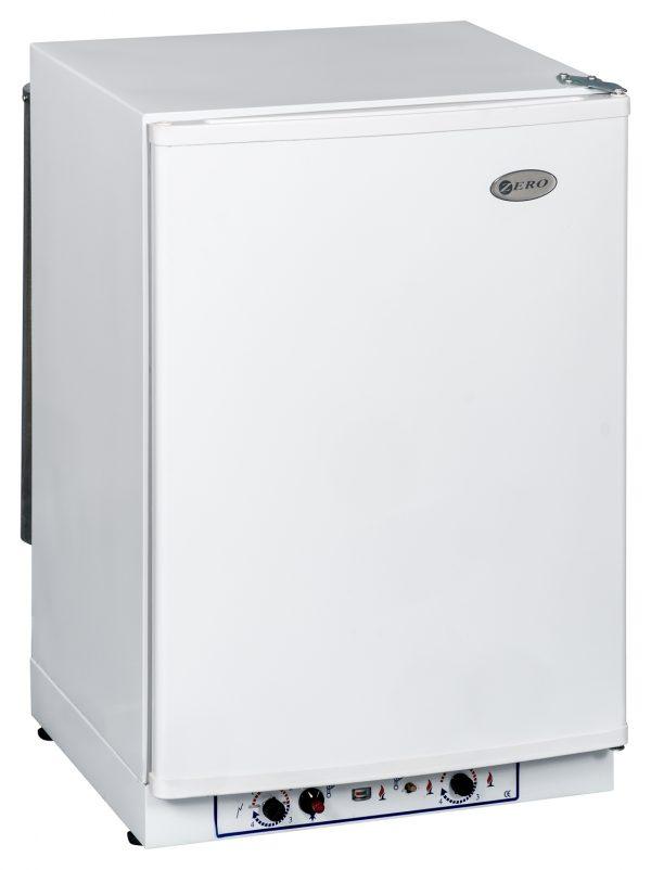 100L Gas/Electric Upright Fridge/Freezer