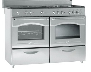 ROSIERES 117cm Paul Bocuse Freestanding Gas Stove