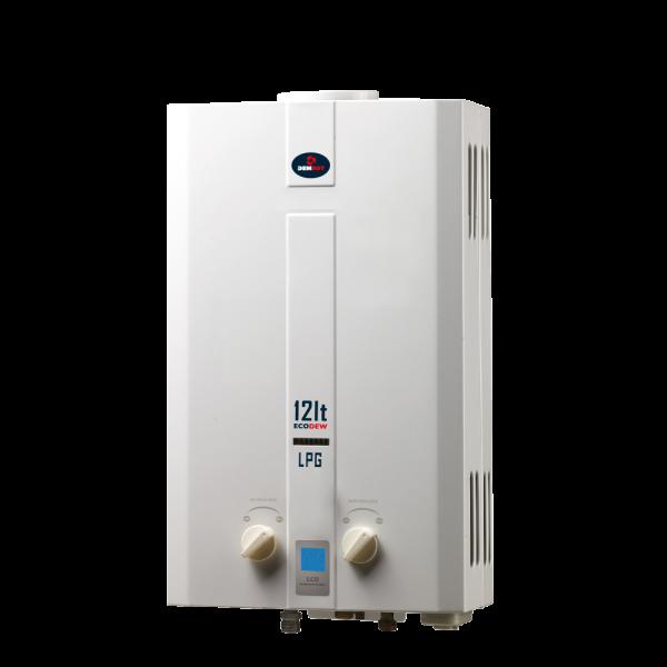 DEWHOT 12L Ecodew Gas Water Heater/Geyser