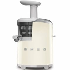 smeg Retro Slow Juicer - Vintage Cream