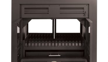 Home Fires 1000 Double-Sided Built-In Fireplace