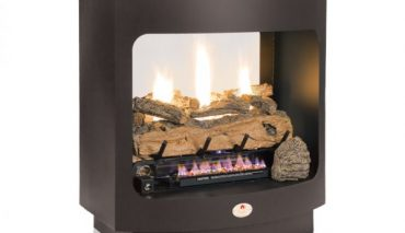 Home Fires Maluti Vent Free Double Sided Fireplace Gas Box Only