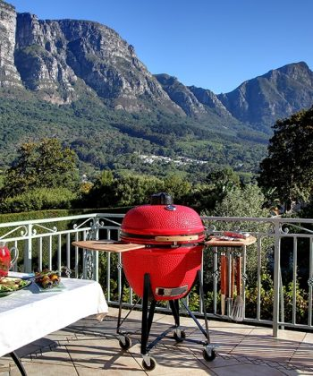 Kamado Jan XLarge Lifestyle
