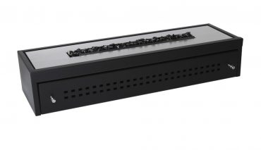 CHAD-O-CHEF Uniflame 800mm Gas Grate Fireplace -VFFG800