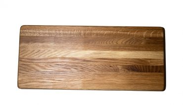 White Oak Laminated Bread/Cutting Board – large